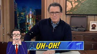 Uh-Oh, Water Is Now A Commodity - Stephen Colbert's Most Unfortunate Segment