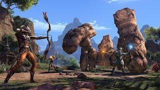 The Elder Scrolls Online: Scalebreaker Dungeon Run