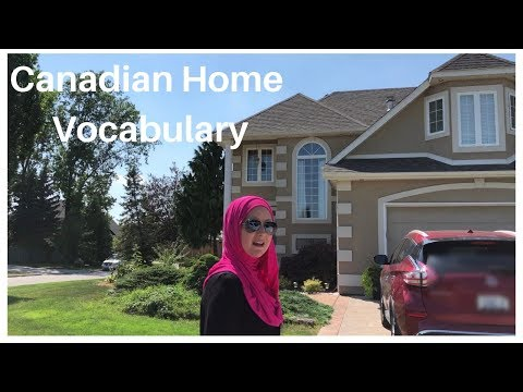 House/Home English Vocabulary And Phrases