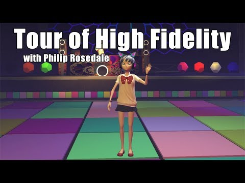 Tour of High Fidelity Inc with Philip Rosedale - Monday, April 16th at 9am PDT