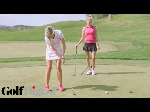 Sports Illustrated's Kelly Rohrbach & Blair O'Neal on Putting Inside an Opponent  Sexiest Shots