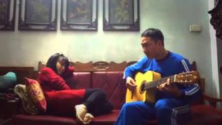 I love You So guitar by Tran Anh Tuan