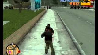 GTA 3 Claude Speed's Voices And Talks