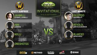 nasty surprise vs. Last Minute - Legion Invitational