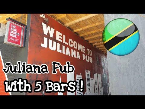 Download Lunch At Juliana Pub with 5 Bars - Imagine! #tanzaniatraveldiaries #mbezi #barsandfood #tanzania2021