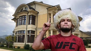 How Khabib Nurmagomedov Lives And How Much He Earns Biography Career Money