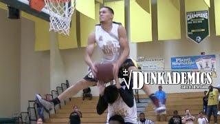 Isaiah Rivera Court Kingz Dunk Mix! Video