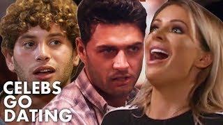 CRINGIEST Dates with Love Island Stars Eyal Booker, Muggy Mike & Olivia Attwood! | Celebs Go Dating