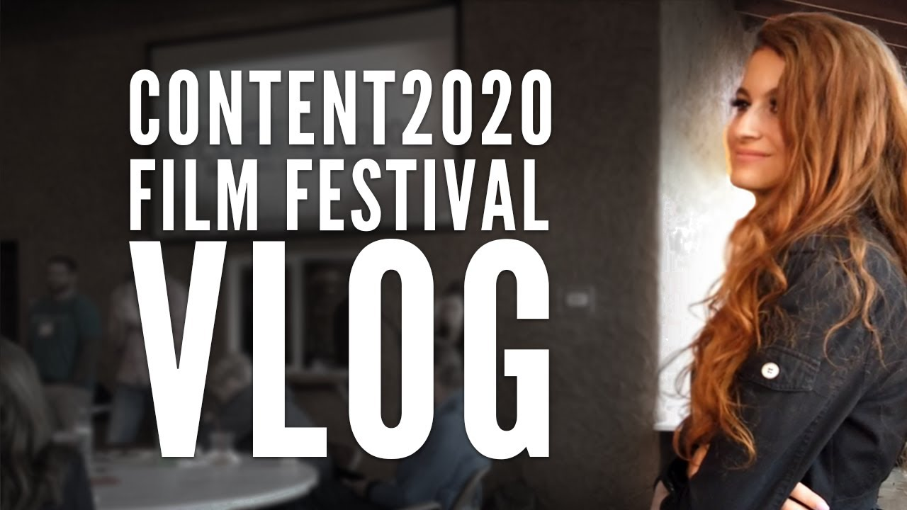 Psalm Project Films VLOG | Content2020 Film Festival & Media Summit