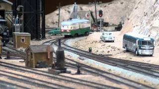 Bowser PCC Streetcar Reviewed on the Texas & Pacific RR