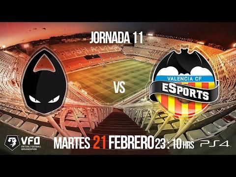 x6tence - Valencia CF eSports   VFO Spain 1ªDivisión