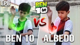 ben vs albedo ben 10 transformation in real life episode 8 a short film vfx test