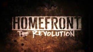 Homefront: The Revolution. Трейлер на русском — «Это Филадельфия…»