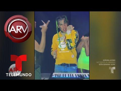 Tekashi contrata a dos rivales de Cardi B para su video | Al Rojo Vivo | Telemundo
