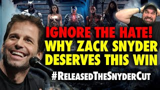 Zack Snyder's Justice League: Why Its A Win & How To Ignore The Hate