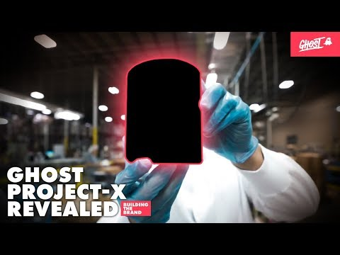 GHOST Project X REVEALED - Building The Brand | S3:E4