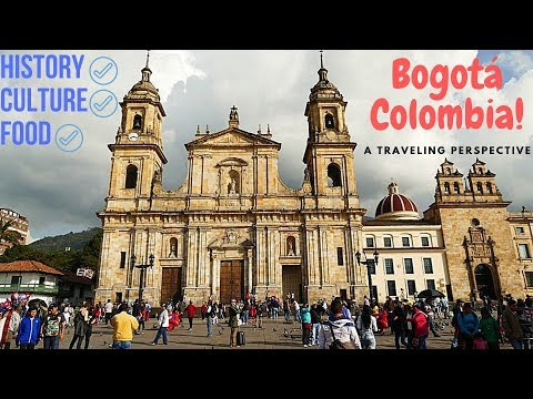 🇨🇴Bogotá Travel Guide: History, Culture, and Food of This South American Gem 🇨🇴
