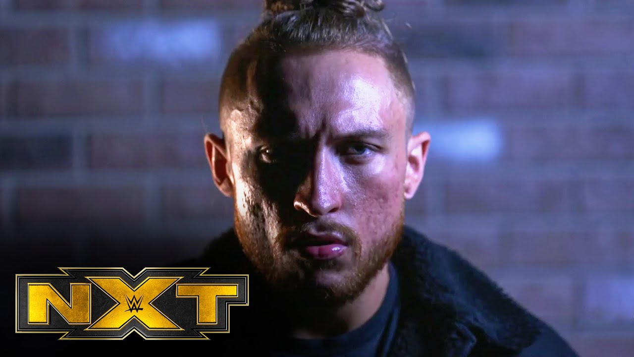 Pete Dunne looks to take the torch from Finn Bálor: WWE NXT, Jan. 20, 2021 - YouTube