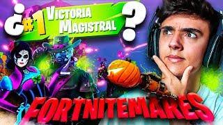 ¡MI OPINION Y COMO GANAR FÁCILMENTE en FORTNITEMARES! - Agustin51