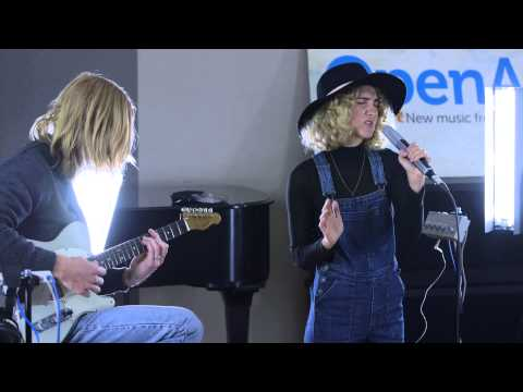 "OpenAir Studio Session: Tennis, ""Timothy"""