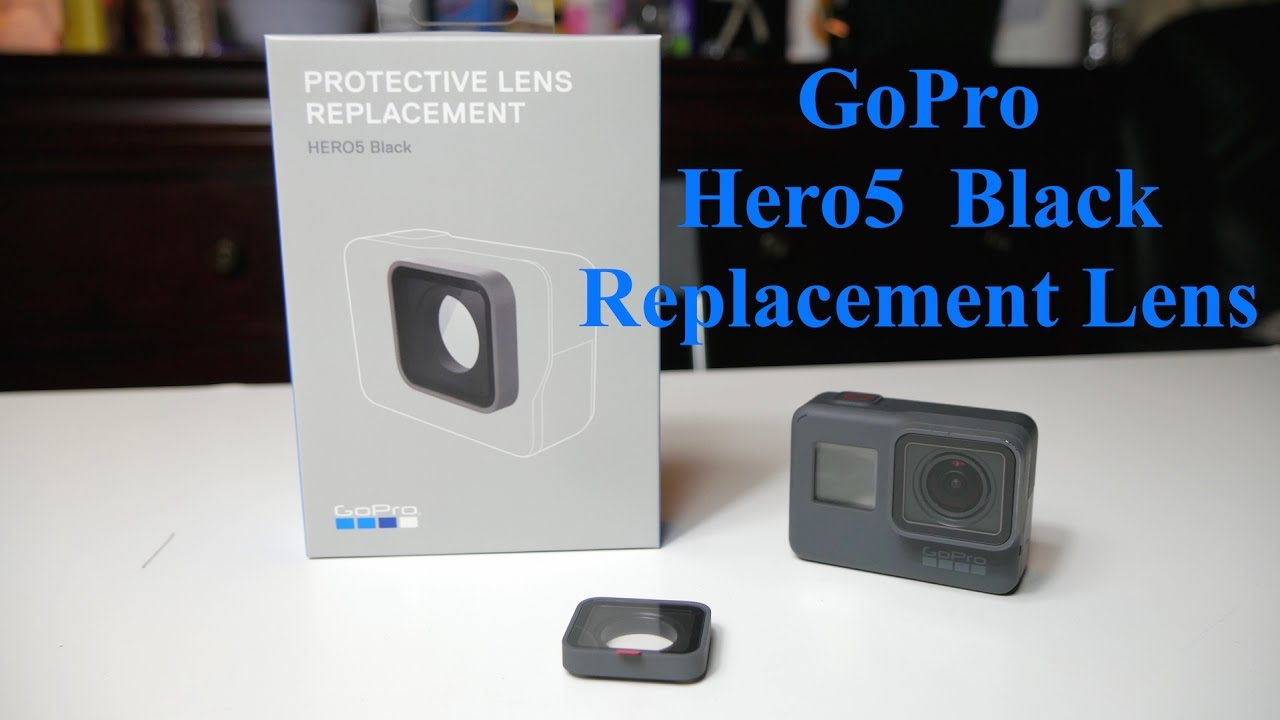 e9bdb6ba2 GoPro Hero5/6 Protective Lens Replacement (Removal/Install) - YouTube