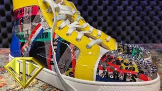 Christian Louboutin Sneakers |…