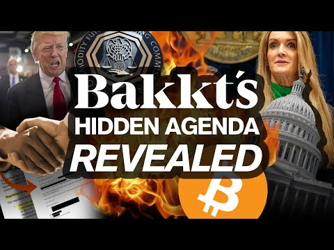 Bakkt's BITCOIN ATTACK! Kicks Into High GEAR🔥☠️