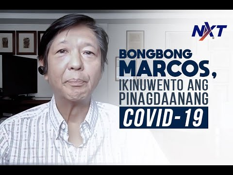 Download Bongbong Marcos, ikinuwento ang pinagdaanang COVID-19 | NXT