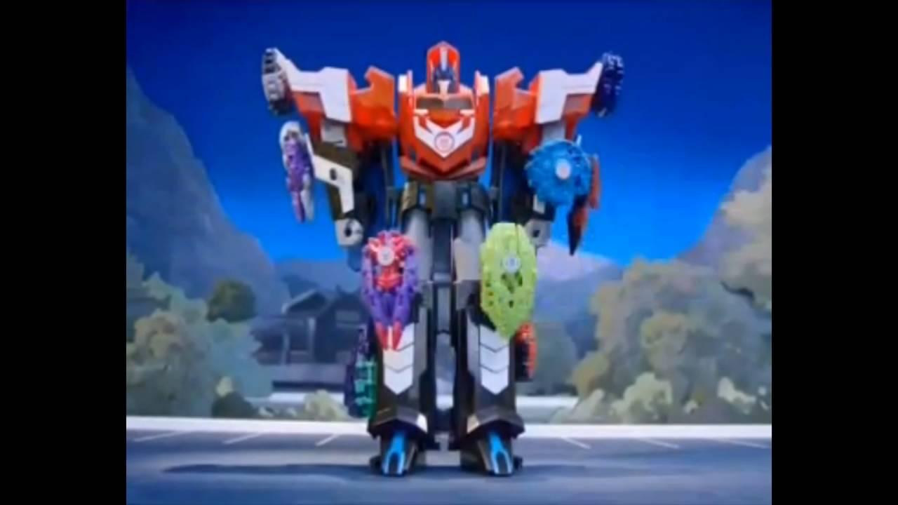 Реклама роботов игрушек