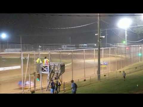 non qualifier feature at Mercer Raceway Park 7/14/18