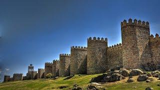 Крепостта Кракра в 360°