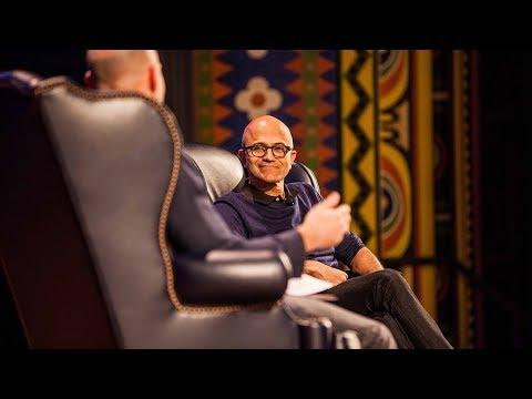 Authors@Wharton Speaker Series presents Satya Nadella