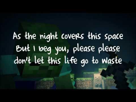 minecraft-cube land orinal song (lyrics)