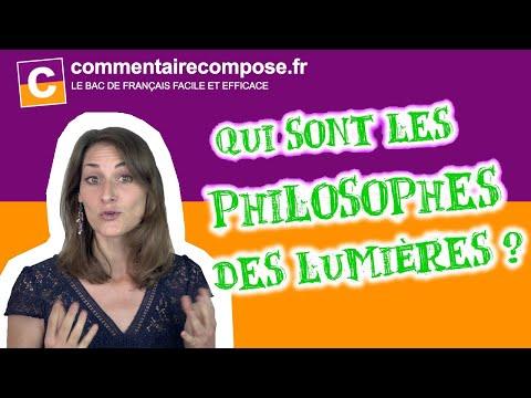 Les Philosophes Des Lumières