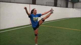 Cheer Exercises for Cheerleaders to Increase Strength and Flexibility | Part 4