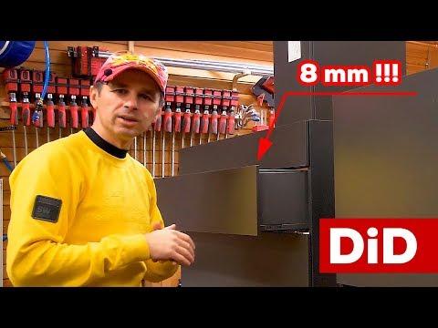 784. Blum - innowacyjny system mocowania cienkich frontów