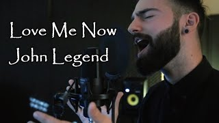 Love Me Now - John Legend - Cover by Georgios