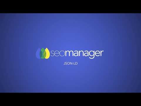 SEO Manager | JSON-LD