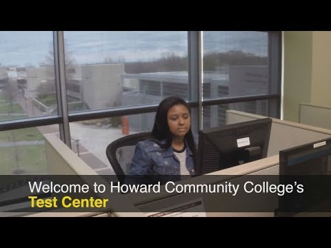 Test Center at Howard Community College (HCC)