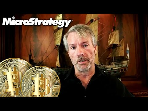 Bitcoin | The Future Of Cryptocurrencies | Expert Interview With MicroStrategy CEO | Michael Saylor