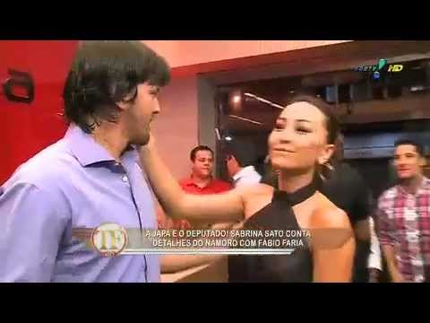 TV Fama: Sabrina Sato desconversa sobre casamento