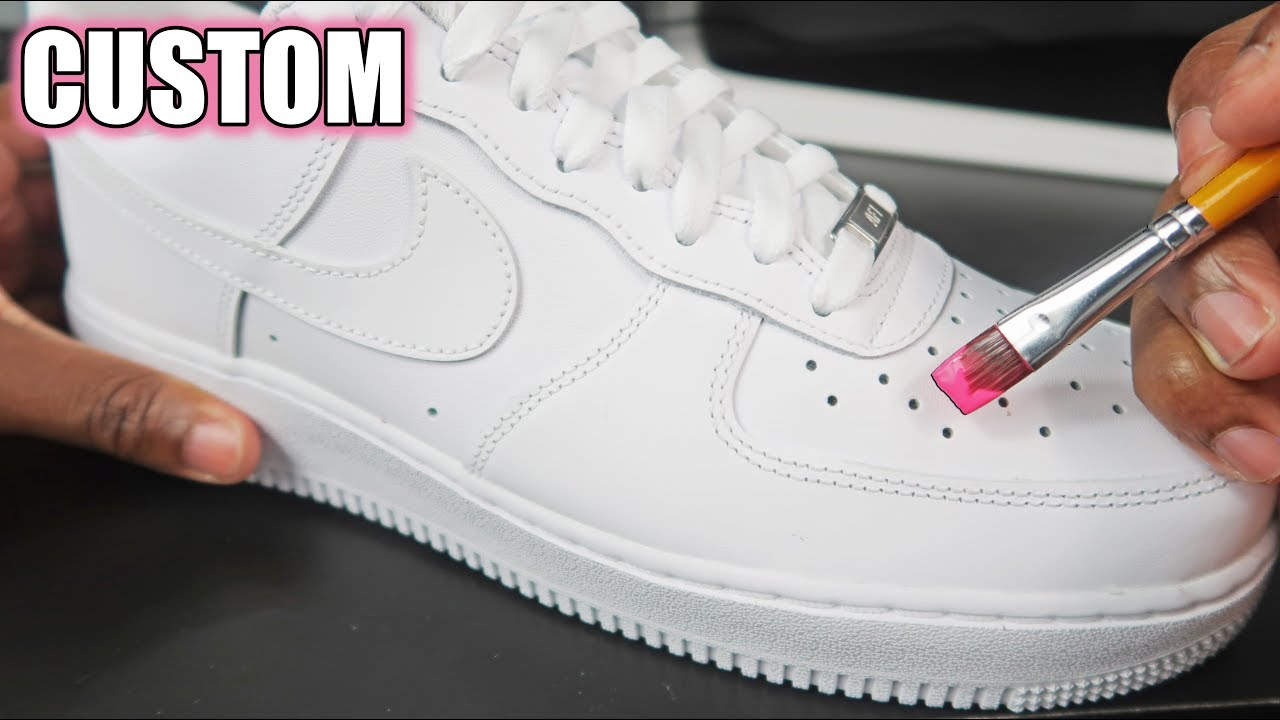 make custom air force 1