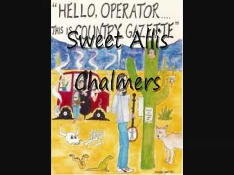 Country Gazette ~ Sweet Allis Chalmers