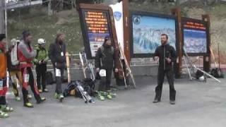 シャモニ山岳スキーレース