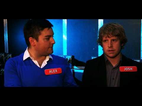 'The Last Leg' pundits Alex Brooker & Josh Widdicombe take on the drop