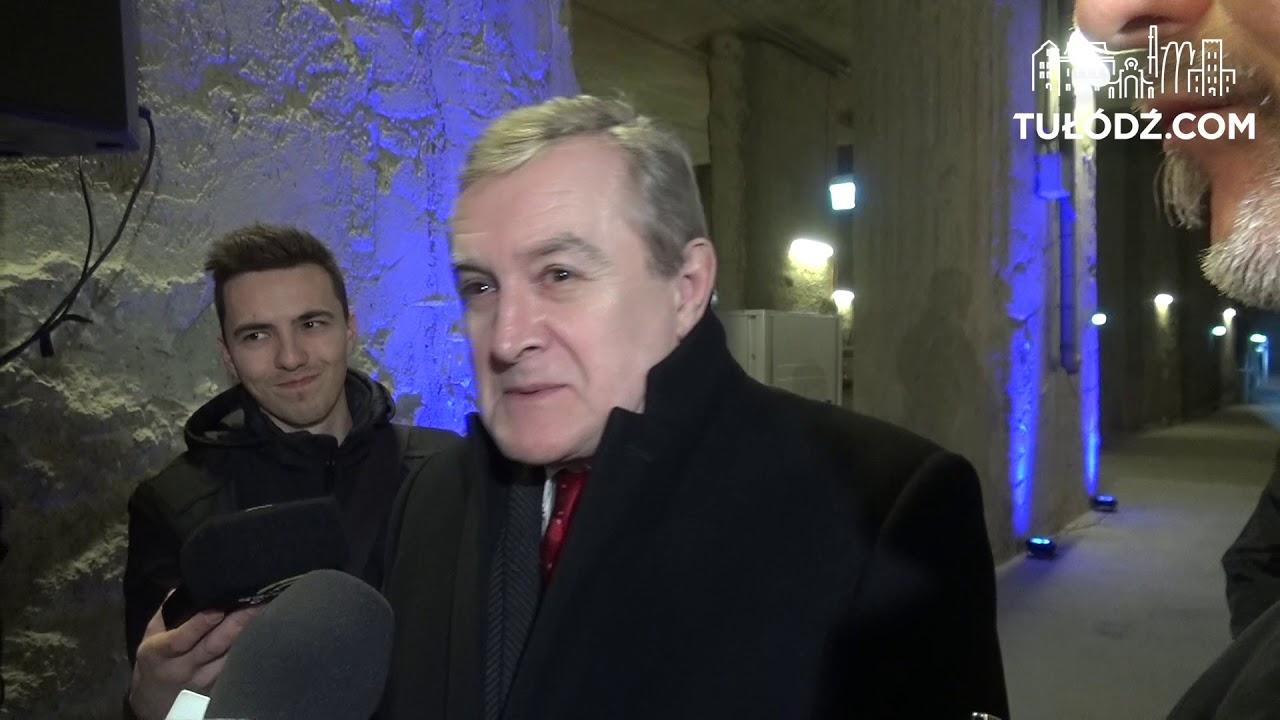 Podpisanie umowy na budowę tunelu pod Łodzią