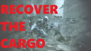 Walk Through How to Recover the Cargo FAST & EASILY COD Advanced Warfare