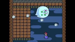 Jigoku Mario World (SMW) - Part 2