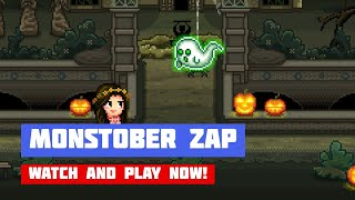 Monstober Zap · Game · Gameplay