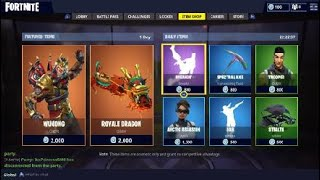 FORTNITE NEW WUKONG SKIN & ROYALE DRAGON GLIDER + MORE (Fortnite Battle Royale)
